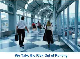 We take the risk out of renting
